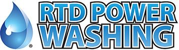 RTD Power Washing Logo